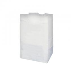 Sac papier sos kraft blanc 70g 18+11x30 neutre