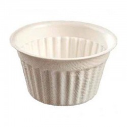Verrine mini fondant pulpe de canne