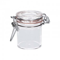 Verrine pot transparent