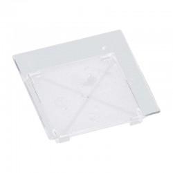 Bol carré transparent