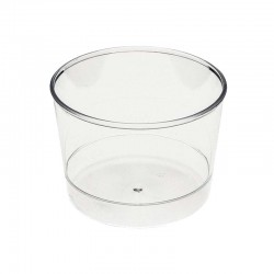 Verrine injecté bodega jetable