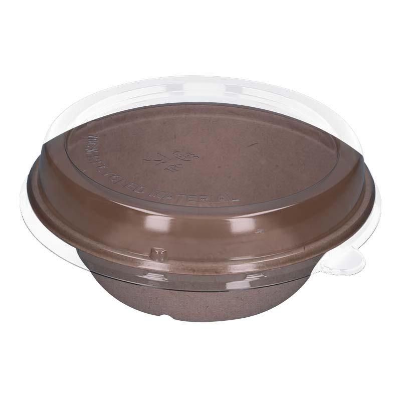 Bol brun micro-ondable