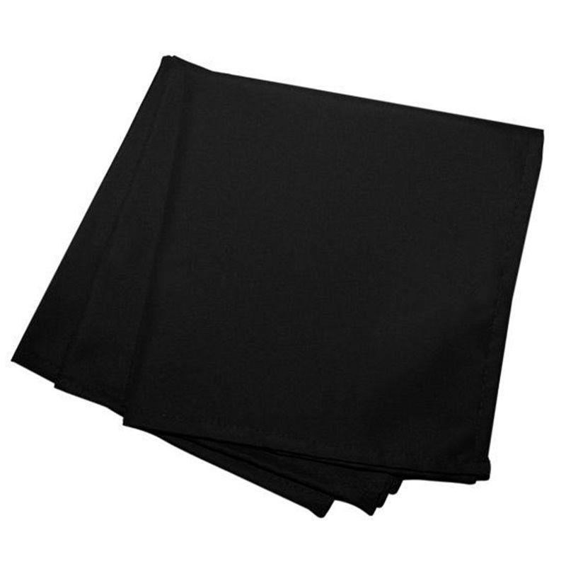 Serviette noire