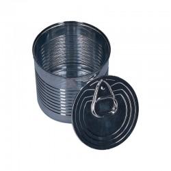 Boîte de conserve en métal