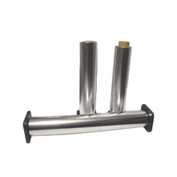 Rouleau papier aluminium