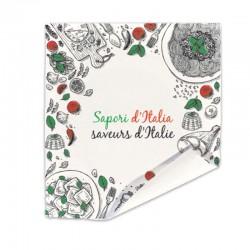 Papier alimentaire thermolim - Savoir d'Italie