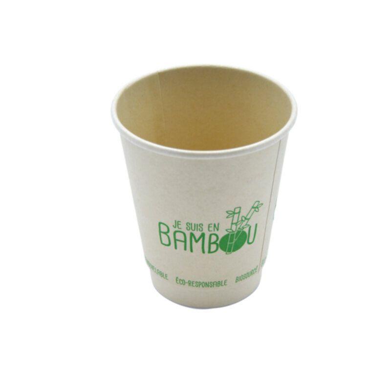 Gobelet fibre de bambou