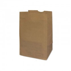 Sac papier SOS kraft brun neutre