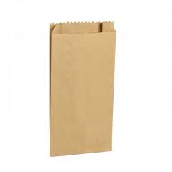 Sac papier kraft brun neutre