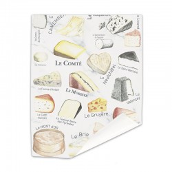 Papier alimentaire thermolim pour fromager