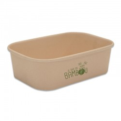 Barquette fromager en bambou