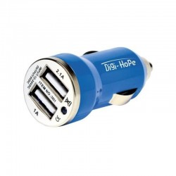 Chargeur usb allume cigare double embout