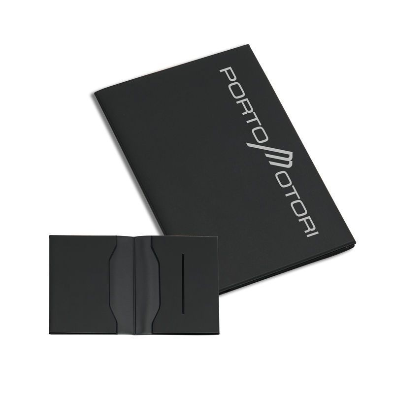 Porte carte grise thermosoudé pvc standard roma