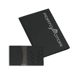 Porte carte grise thermosoudé pvc standard porto