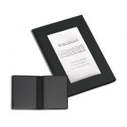 Porte carte grise thermosoudé pvc standard classico