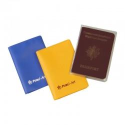Couverture Passeport EUROPE PVC RECYCLABLE 30/100ème