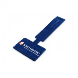 Porte-étiquette MARTEAU -Patte large PVC RECYCLABLE 30/100ème