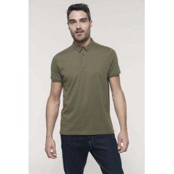 Polo jersey manches courtes homme - Kariban