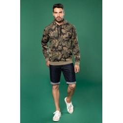 Sweat-shirt capuche homme - Kariban