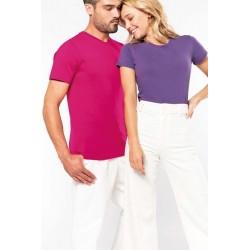 T-shirt col rond manches courtes femme - Kariban