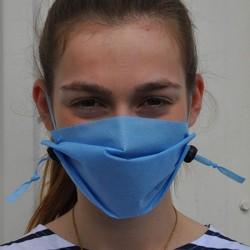 kit de 25 masques intissés lavables