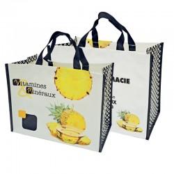 Sac réutilisable polypro promedica ananas -...