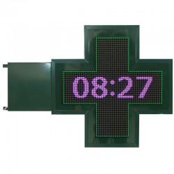 Croix de pharmacie Profil full color