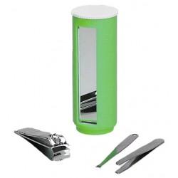 Twist manucure set 75x28mm vert anis